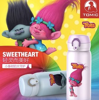 漫迷速度走起,众多动漫授权产品风靡北京礼品展